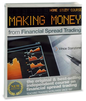 Vince Stanzione Making Money from Financial Spread Betting, spread trading,make money trading, currencies, Spread Betting Handbook, financial-spread-betting, IG index, City Inde,worldspreads, learn to trade